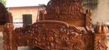 Giường gỗ gõ có tốt hay không